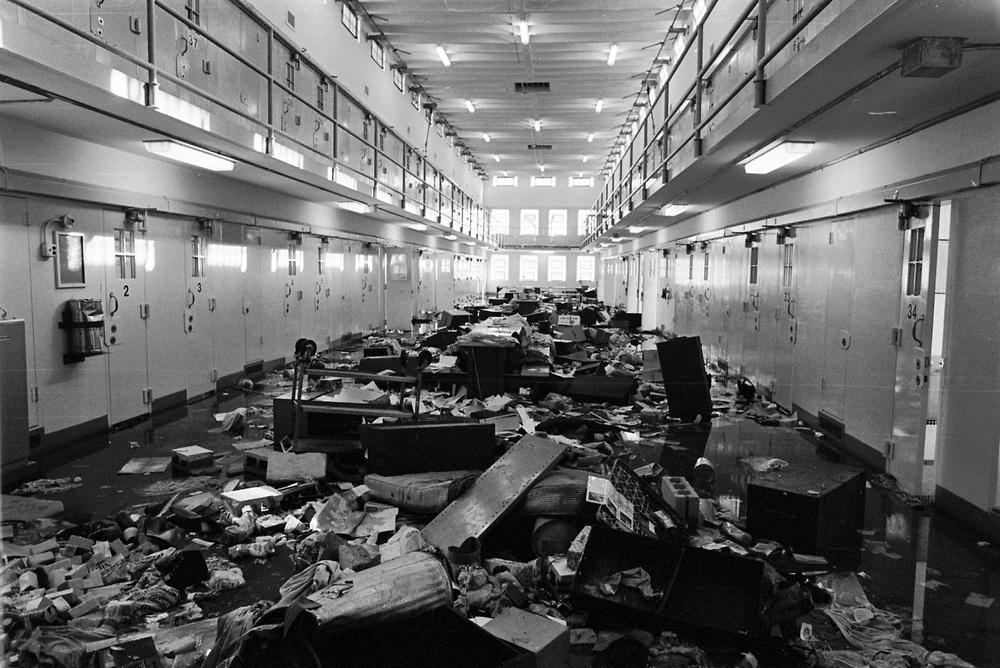 1980 NM PRISON RIOT